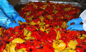 Peppers manufactoring