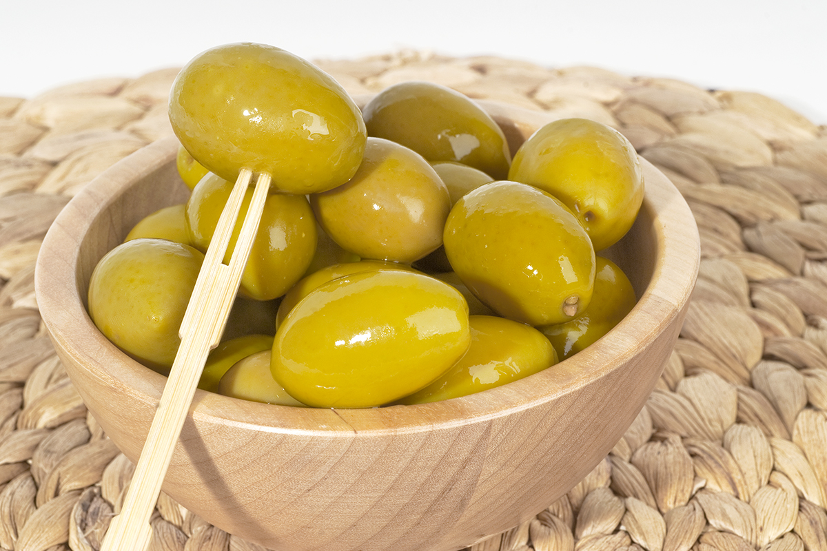 "Olive verdi ""La bella di Cerignola"""
